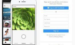 ایجاد حساب کاربری در اینستاگرام