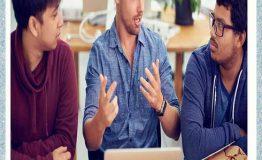 شاد بودن در محیط کار با ۳۳ نکته ی انگیزهبخش (۲۵. ارتباطات مطمئن برقرار کنید)