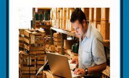 ۳. انبار کردن محصولات، پیگیری سفارشها و ارسال محصولات برای مشتریها