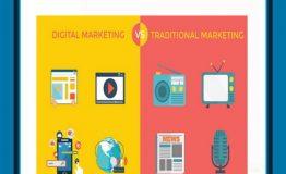 مزیتهای دیجیتال مارکتینگ نسبت به بازاریابی سنتی ( قسمت اول )