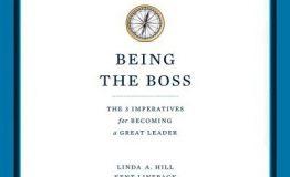 کتاب هفته – کتاب رئیس بودن (Being The Boss)