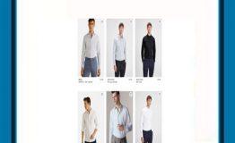 ۴. از لباسها عکسهای خوب و باکیفیت بگیرید