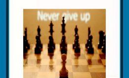 ۱. کارآفرینان موفق هیچوقت تسلیم نمیشوند، تنها گاهی عقبنشینی میکنند