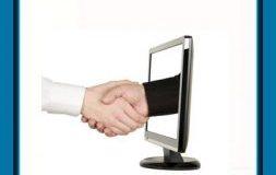 فروش خدمات به صورت آنلاین